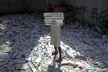 HaitiElection2010Nov