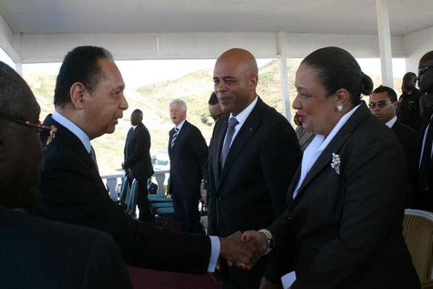 Martelly_DuvalierJC