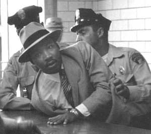 MLK_BeingArrested