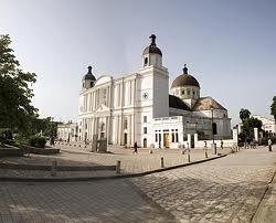 Cathédrale au Cap Haïtien.