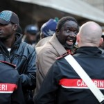 Florence Mourning Racist Murder of Senegalese