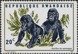 Rwanda_Stamp