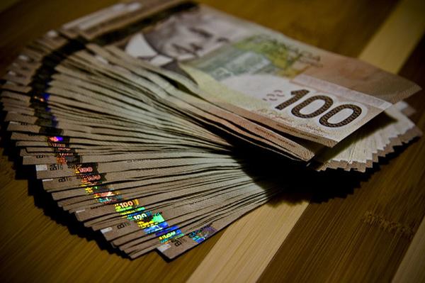 JoshNV-Canadian dollars