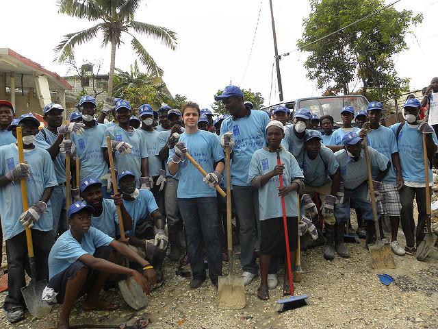 UNDP-CashForWork-Haiti