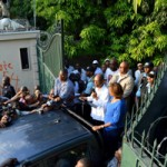 Staged Aristide Return to Push Haiti Elections