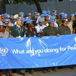 Cholera in Haiti and Africa: The Peacekeepers' Footprint