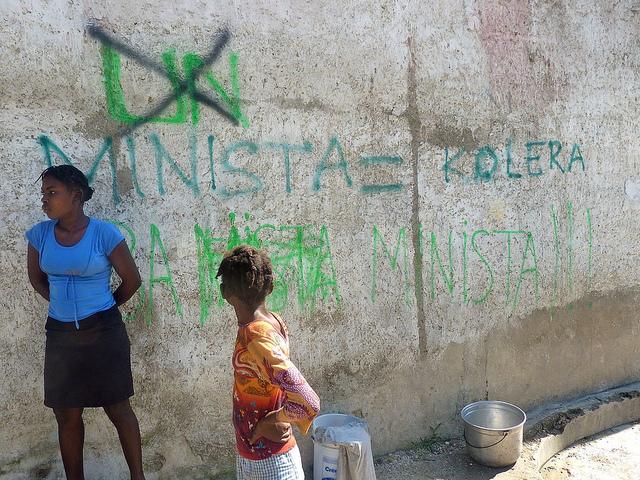 minista=kolera