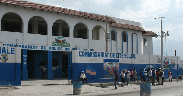 JamesEmery-CiteSoleil-PoliceStationb