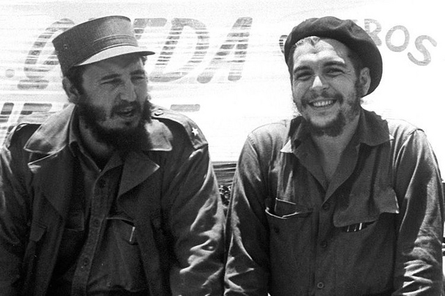 fidel_and-che
