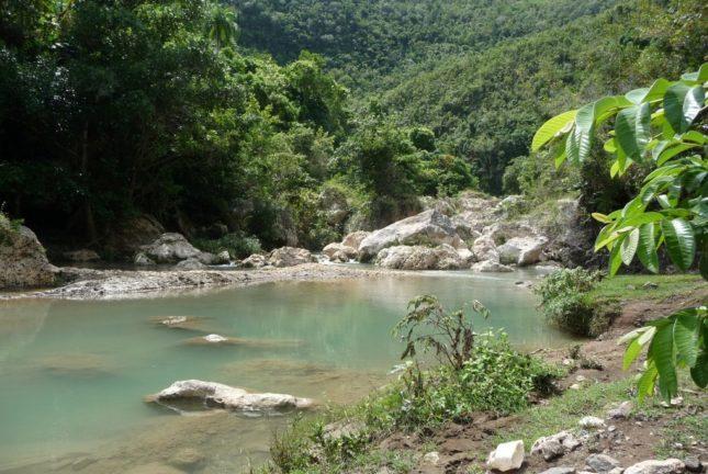 Haiti-Water-d