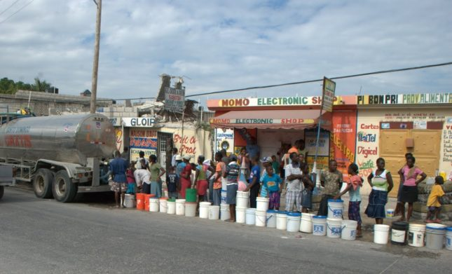 Haiti-Water-g
